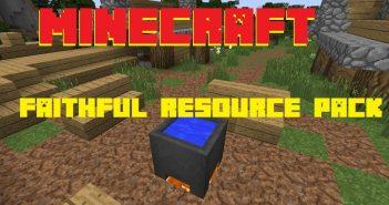 Faithful Resource Pack Screenshots