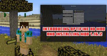 OptiFine HD Mod 0