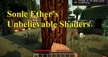 sonic ethers unbelievable shaders 1