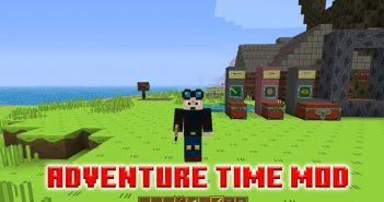 Adventure Time Mod