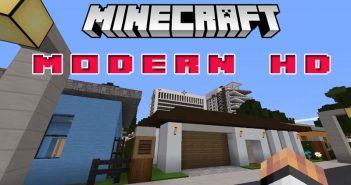 Modern hd resource pack screenshot