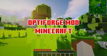 OptiForge Mod will bring you many interesting experiences