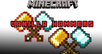 Vanilla hammers mod preview