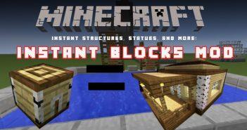 instant block mod showcase