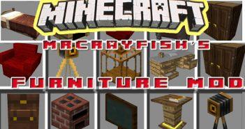 mrcrayfishs furniture mod 1