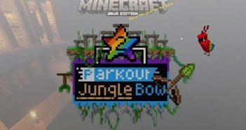 parkour jungle bow 2 map 1