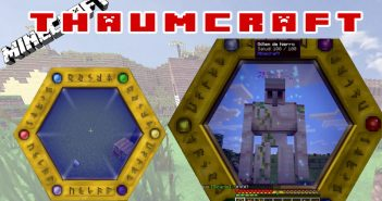 ThaumCraft Mod is one of the very famous mods in the Minecraft/