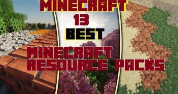 13 best minecraft resource pack