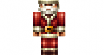Hd santa skin