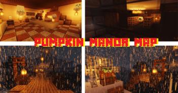 Pumpkin Manor Map 00