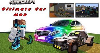 Ultimate Car Mod LOGO