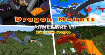 dragon mounts mod logo