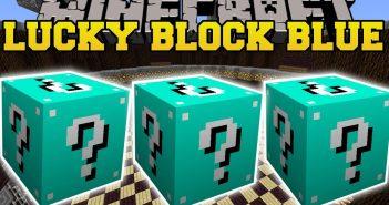 lucky block blue mod 1 1