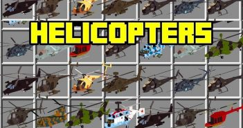 mc helicopter mod 2