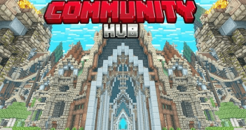 Community Hub Map