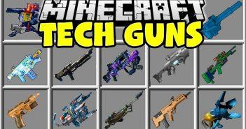 Techguns Mod logo