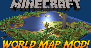 World Map Mod 1