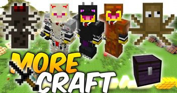 MoreCraft Mod