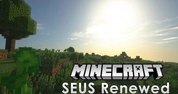 SEUS Renewed Shaders for minecraft