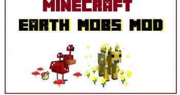 earth mobs mod logo