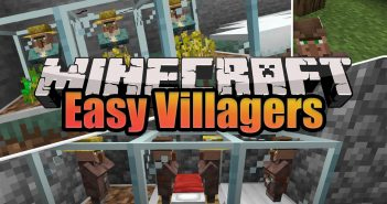 easy villagers mod 2