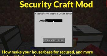 security craft mod screenshot 1