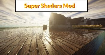 super shaders mod 1