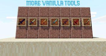 more vanilla tools 1