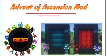advent of ascension mod 1