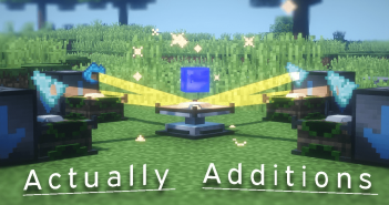 Actually Additions Mod 1