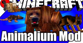Animalium Mod 1