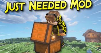 Just Needed Mod 1