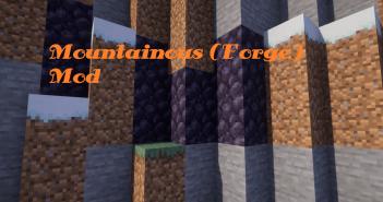 Mountainous Forge Mod 1