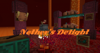 Nethers Delight Mod 1