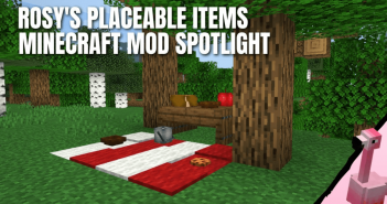 Rosys Placeable Items Mod 1