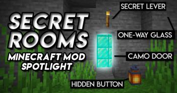 Secret Rooms Mod 1