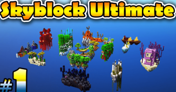 Skyblock Ultimate Map 1