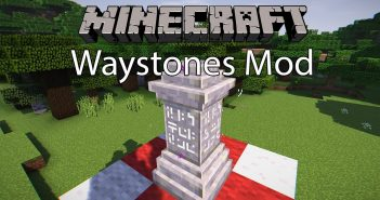 Waystones Mod