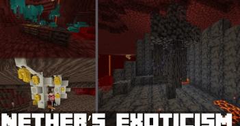 Nethers Exoticism Mod 1