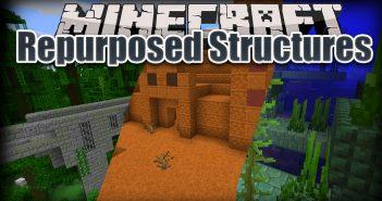 Repurposed Structures Mod 1
