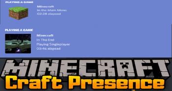 Craft Presence Mod 1