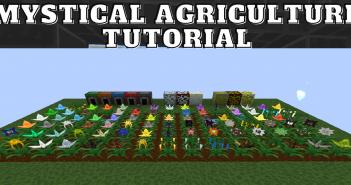 Mystical Agriculture Mod 1
