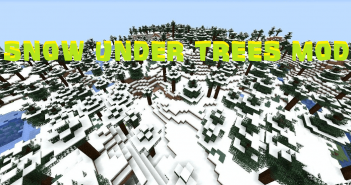 Snow Under Trees mod 1