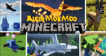 Alexs Mob Mod 1