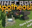 Apotheosis mod for minecraft logo
