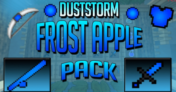 DustStorm Frost Apple Resource Pack 1