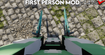 First person Model Mod 1