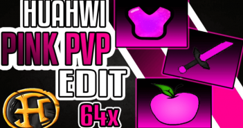 Huahwi Pink PvP Resource Pack 1