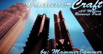 JammerCraft Modern Resource Pack 1