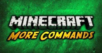 More Commands Mod 1